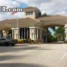Rental info for $3700 4 bedroom House in Weston in the Pembroke Pines area