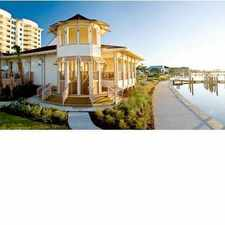 Rental info for Waterfront Condo