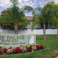 Rental info for The Palms in the Rohnert Park area