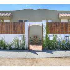 Rental info for Frogtown duplex in the Los Angeles area