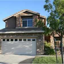 Rental info for For Rent:Lovely 4 Bedroom/3 Bath in the El Dorado Hills area