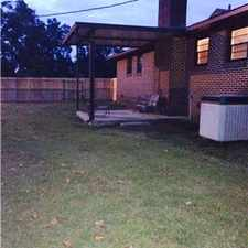 Rental info for Wetumpka House for Rent