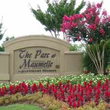 Rental info for The Parc at Maumelle Apartments