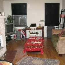 Rental info for S FACING TOWNHSE, DECORATIVE FP, STUDENTS WELCOME!
