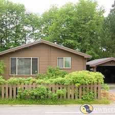 Rental info for Single Family Home Home in Sitka for For Sale By Owner