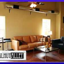 Rental info for Walnut Alley
