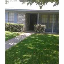Rental info for 9661 Limestone Drive Dallas Texas 75217