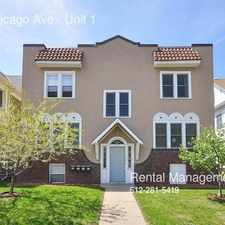Rental info for 2424 Chicago Ave in the Phillips area