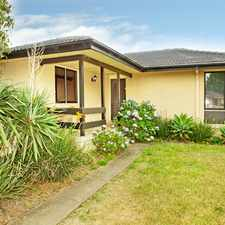 Rental info for Three Bedroom Home in the Nowra area