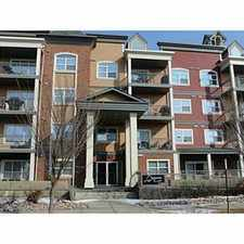 Rental info for Edmonton Apartment for rent in the Terwillegar South area