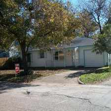 Rental info for 205 W Tyler A - Ennis - 3 bedroom 1 bathroom home - hardwood floors!