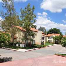 Rental info for Creekside Apartment Homes in the San Diego area