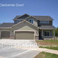 Rental info for 2438 E Clackamas Court