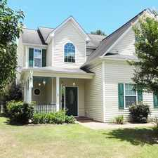 Rental info for Beautiful 4 bedroom home in desirable Bayview Farms