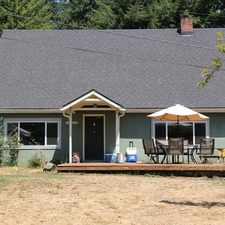 Rental info for Beautiful 4 bedroom, 3 bath home on 6.5 Acres
