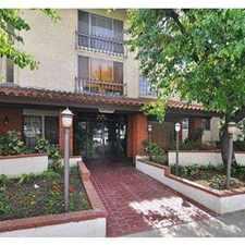 Rental info for Valley Village 1 Bedroom + 1 Bathroom rental in the Los Angeles area