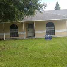 Rental info for Available NOW**Cute**3 Bedroom 2 Bath** Pet Friendly**Home**