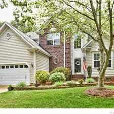 Rental info for 3BR 2.5 Bath Home in South Charlotte in the Charlotte area