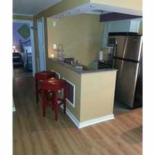 Rental info for 1 BR/1Bath furnished condo St Charles Ave in the Milan area