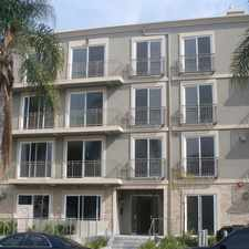 Rental info for 1050 S Holt Ave #201 in the Beverly Hills area