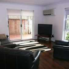 Rental info for SPACIOUS FULLY FURNISHED 3 BEDROOM, 2 BATHROOM TOWNHOUSE