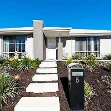 Rental info for LOVELY MODERN HOME! in the Perth area