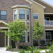 Rental info for The Avenues At Shadow Creek Ranch in the Houston area