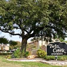Rental info for Twin Creek