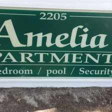 Rental info for Amelia Apartments