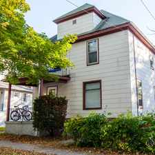 Rental info for 307 S Brooks Street