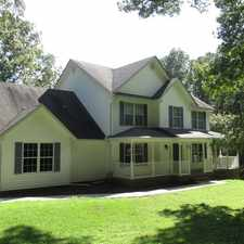 Rental info for Beautiful Colonial in Wooded Setting