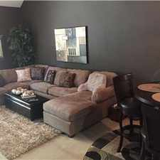 Rental info for Custom town house 4br 3ba 1car FURNISHED LONG TERM