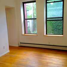 Rental info for Columbus Ave & West 105th St in the New York area