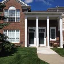 Rental info for GORGEOUS 2 BEDROOM RANCH STYLE CONDO, NORTHVILLE, --- DOVER