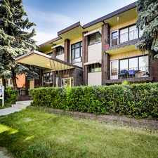 Rental info for Shawnessy Terrace