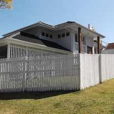 Rental info for Renovated home in St Peters precinct