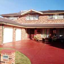 Rental info for Fantastic Family home in the Shellharbour area