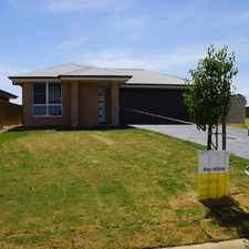 Rental info for Delroy family home in the Dubbo area