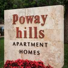 Rental info for Elan Poway Hills in the San Diego area