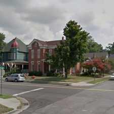 Rental info for 633 Monroe Street