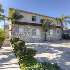 Rental info for 3710 Yosemite Street in the San Diego area