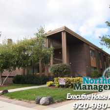 Rental info for Executive House Apartments of Sheboygan