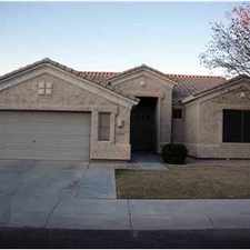 Rental info for 1999sqft single story home with 3 bedroom + 2 bath in the Gilbert area