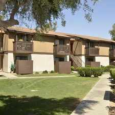Rental info for Vineyards Apartments