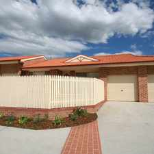 Rental info for Spacious townhouse!