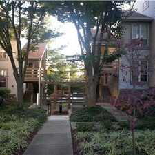 Rental info for 2 BR/2BA Garden Style Condo at The Pinecrest in the Annandale area