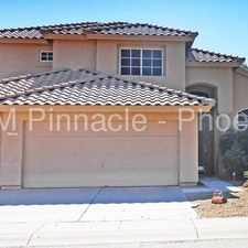 Rental info for 525 W. Mountain Vista Drive