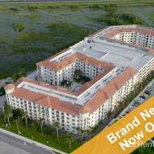Rental info for AMLI Sawgrass Village