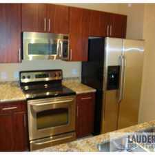 Rental info for LAUDERDALE ONE in the 33060 area