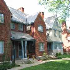 Rental info for Mariemont Townhomes in the Cincinnati area